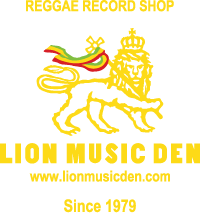 REGGAE RECORD SHOP LION MUSIC DEN